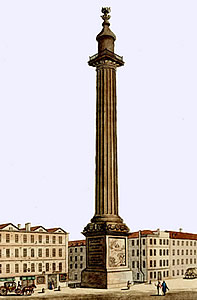 Monument in 1811