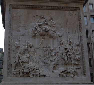 The Cibber relief